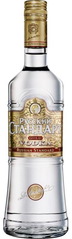Russian Standard Vodka Gold Russia 1l