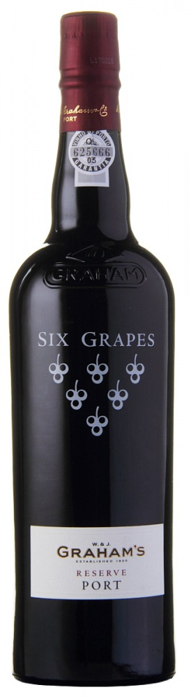 Grahams Porto Six Grapes