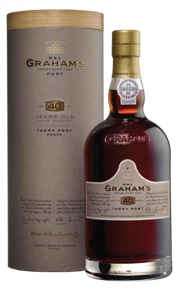 Grahams Porto Tawny 40yo