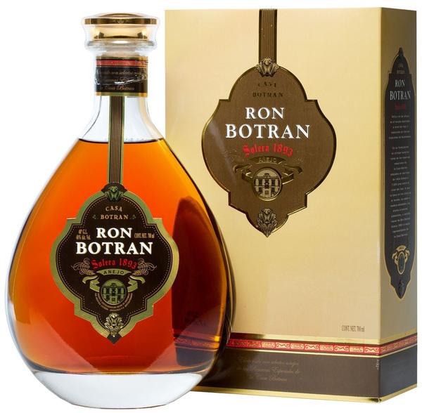 Botran Rum 1893 Solera Guatemala