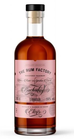 The Rum Factory Rum Buchsdorf Elixir Panama