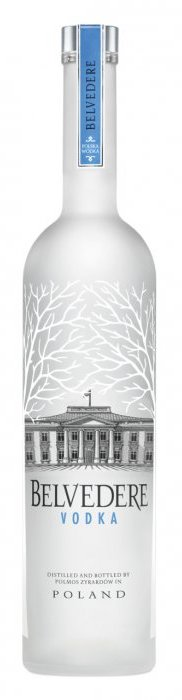 Belvedere Vodka Pure Poland