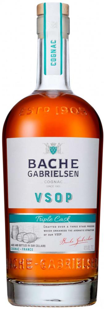 Bache Cognac VSOP Tripple Cask Gift Box