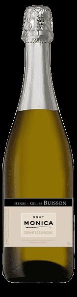 Domaine Buisson Cremant de Bourgogne Monica Brut