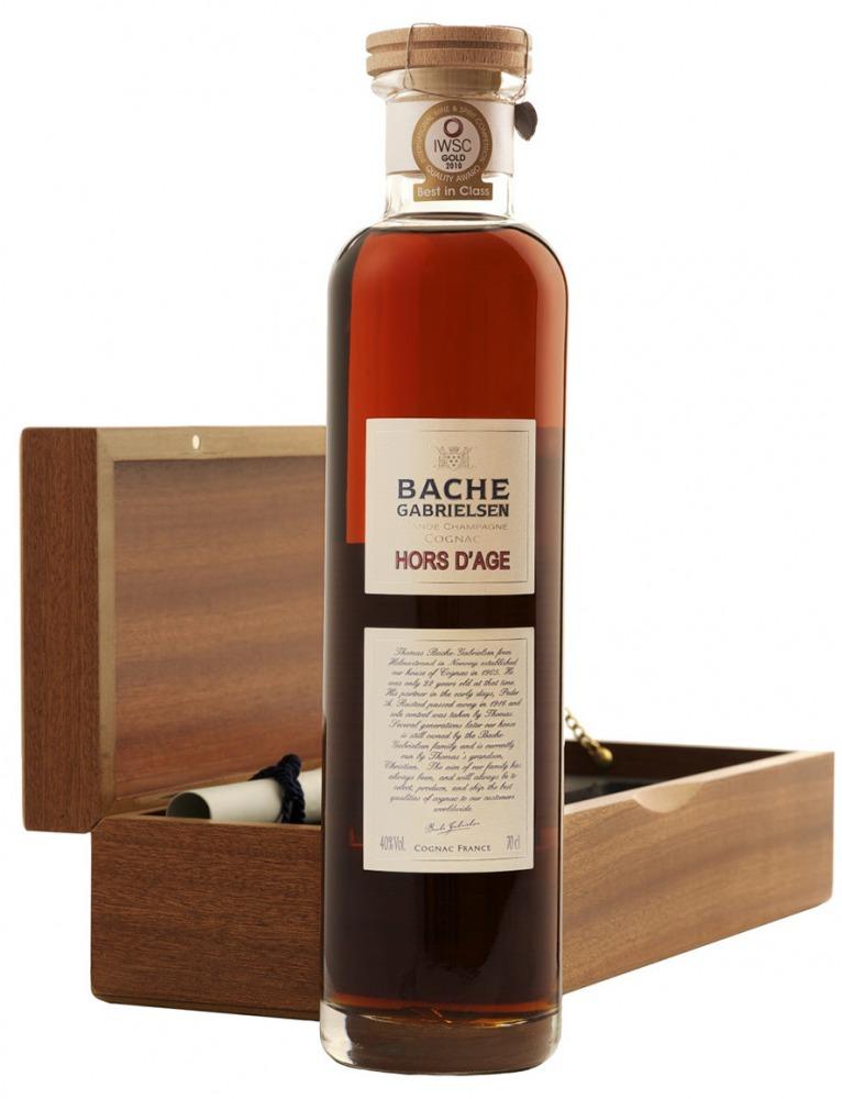 Bache Gabrielsen Cognac Hors d'Age