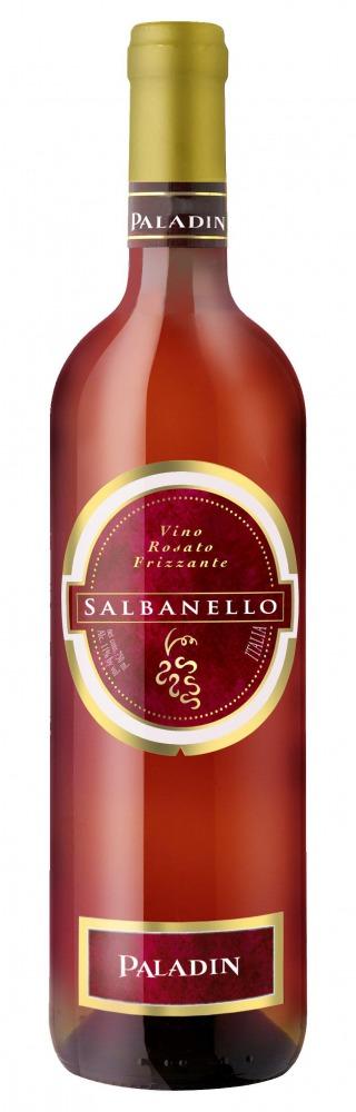 Paladin Salbanello Rosato Frizzante Extra Dry