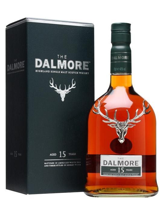 Dalmore Whisky 15yo Highland
