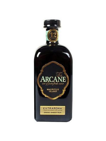 Arcane Rum Grand Amber 12yo Mauritius