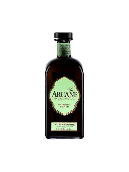 Arcane Rum Delicatissime Grand Gold Mauritius