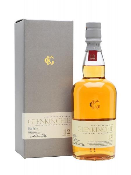 Glenkinchie Whisky 12yo Lowland
