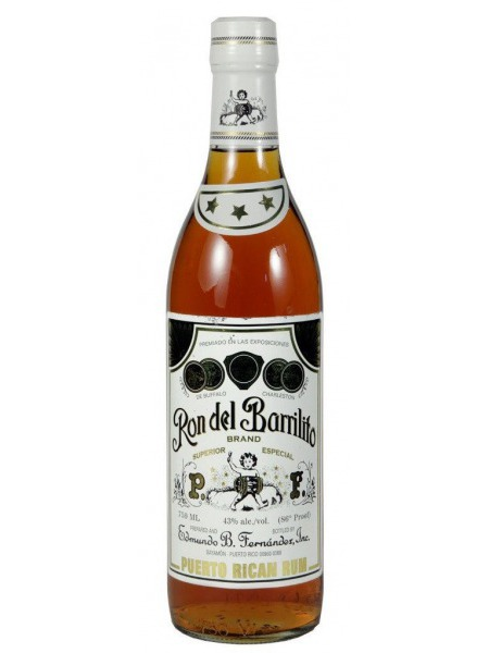 Ron del Barrilito Rum Puertorican