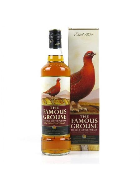 Famous Grouse Whisky Blended 12yo