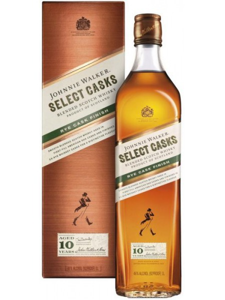 Johnnie Walker Whisky Blended Select Casks 1l