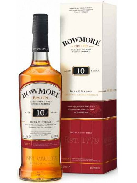 Bowmore Whisky 10yo Islay 1l