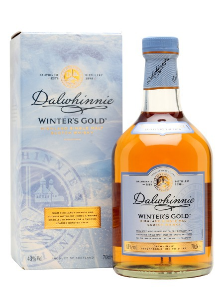 Dalwhinnie Whisky Winter's Gold Speyside