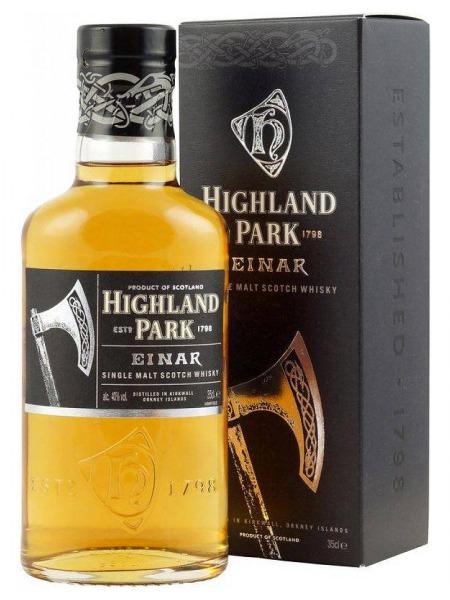 Highland Park Whisky Einar Orkney 0,35l mini