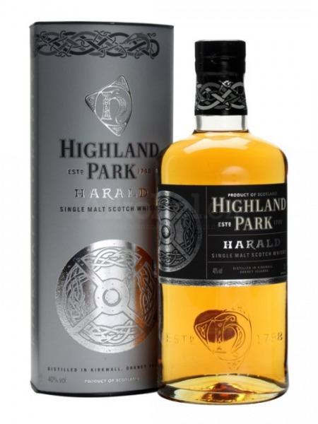 Highland Park Whisky Harald Orkney