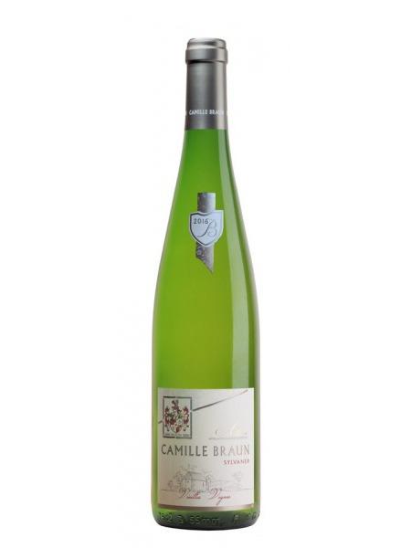 Camille Braun Sylvaner Vieilles Vignes 2017 Alsace