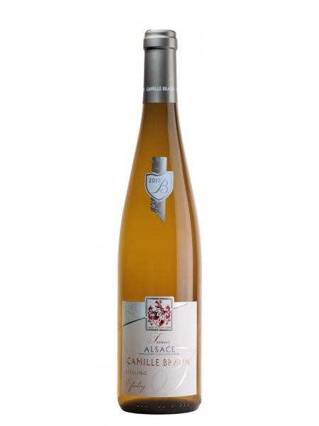 Camille Braun Riesling Effenberg Vieilles Vignes 2015 Alsace