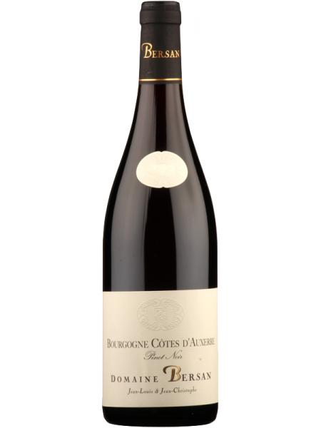 Domaine Bersan Pinot Noir 2017 Bourgogne Cotes d'Auxerre