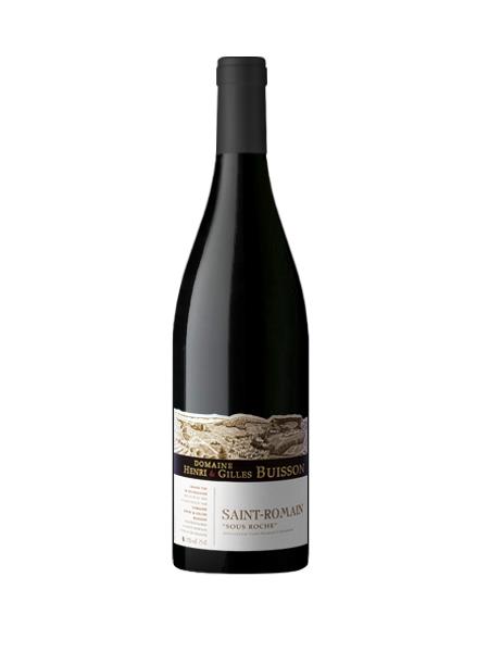 Domaine Buisson Saint Romain Sous Roche 2016 Rouge Bourgogne