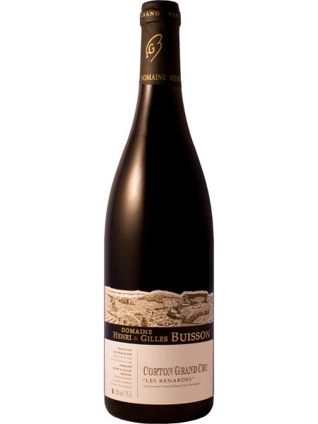 Domaine Buisson Corton Grand Cru Renardes 2015 Rouge Bourgogne
