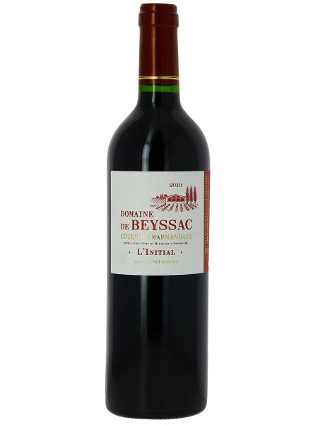 Domaine De Beyssac Cotes du Marmandais Initial 2015 Bordeaux