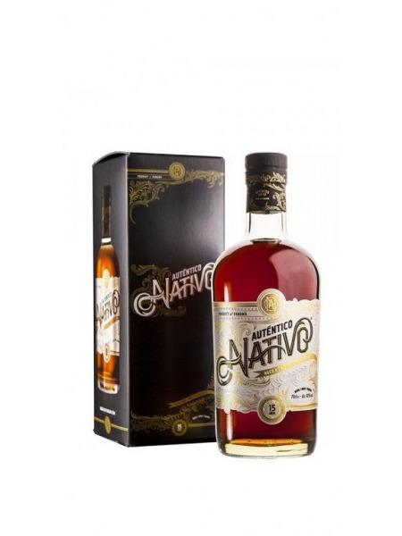 Aloha Asset Rum Autentico Nativo 15yo Panama