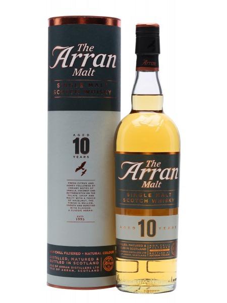 Arran Whisky 10yo