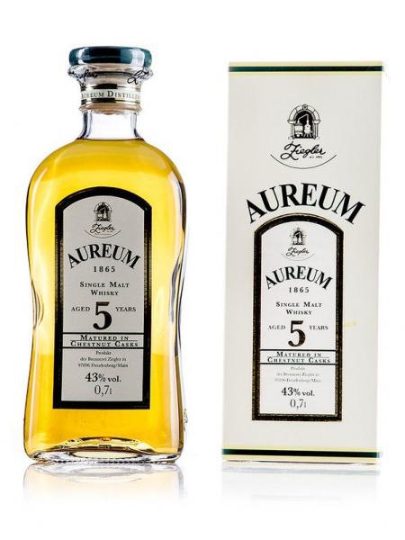 Aureum Whisky Aureum 1865 Chestnut Cask Germany