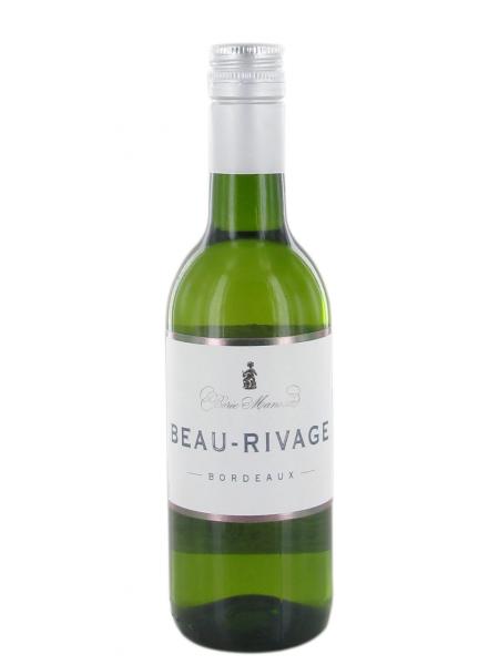 Beau Rivage Bordeaux Blanc 0,187l mini