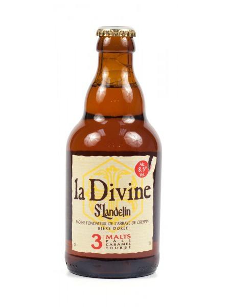 Brasserie de Gayant Pivo La Divine 0,33l