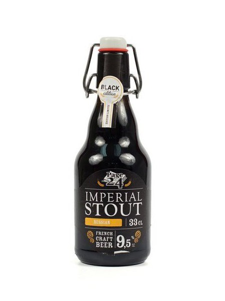 Brasserie St Germain Pivo Imperial Stout Russian 0,33l  Page24