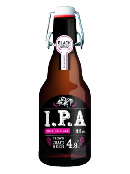 Brasserie St Germain Pivo IPA Black Edition 0,33l Page24