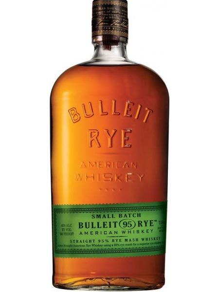 Bulleit Bourbon 95 Rye Kentucky