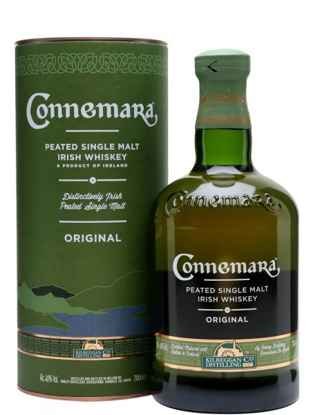 Connemara Whisky Peated Ireland