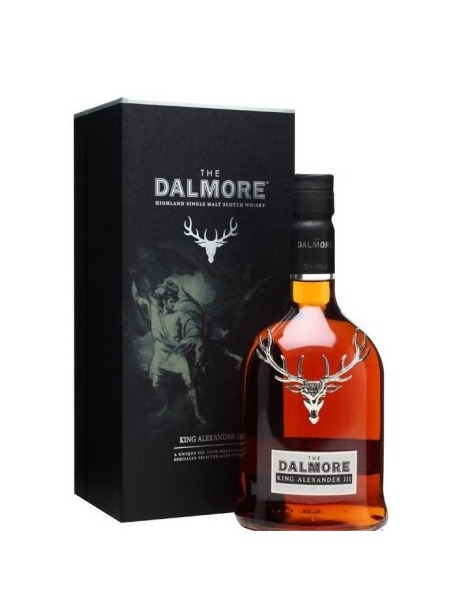 Dalmore Whisky King Alexander Highland