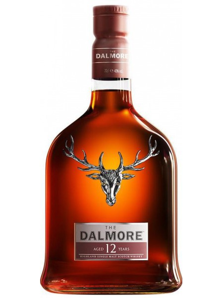 Dalmore Whisky 12yo Highland