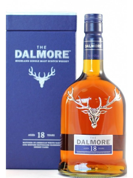 Dalmore Whisky 18yo Highland