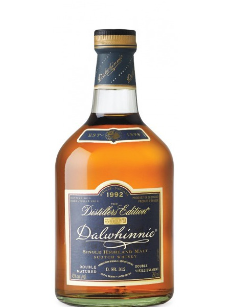 Dalwhinnie Whisky Distillers Edition Double Matured Speyside