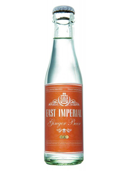 East Imperial Ginger Beer Orange Label 0,15l
