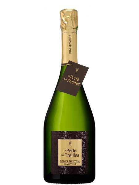 Yannick Prevoteau Champagne La Perle des Treilles Brut