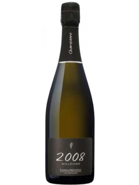 Yannick Prevoteau Champagne 2008 Brut