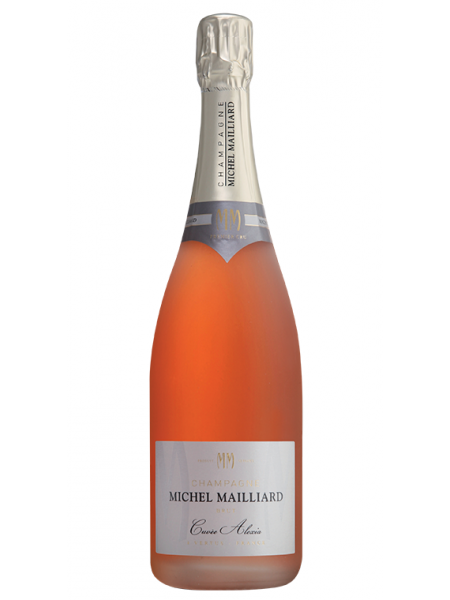 Michel Mailliard Champagne Alexia Rose Brut