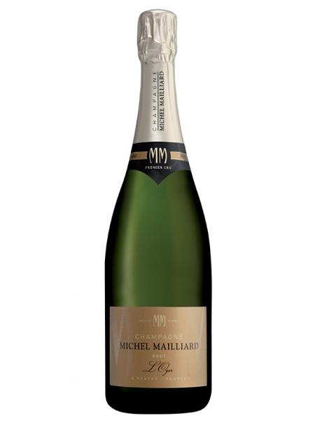 Michel Mailliard Champagne L'Oger 2004 Brut