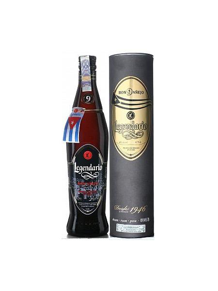 Legendario Rum Anejo 9yo Cuba