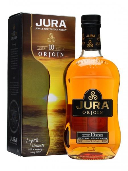 Jura Whisky Origin 10yo 1l