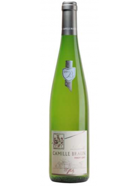 Camille Braun Pinot Gris Uffholtz 2017 Alsace