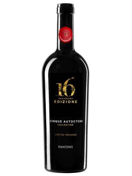 Farnese Vini Edizione 17 Cinque Autoctoni Gift Box