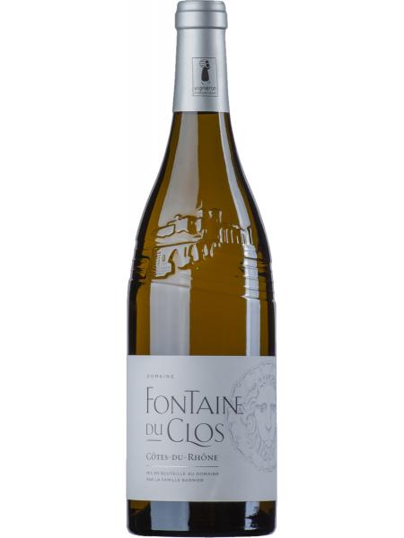 Fontaine du Clos Cotes du Rhone Blanc 2017
